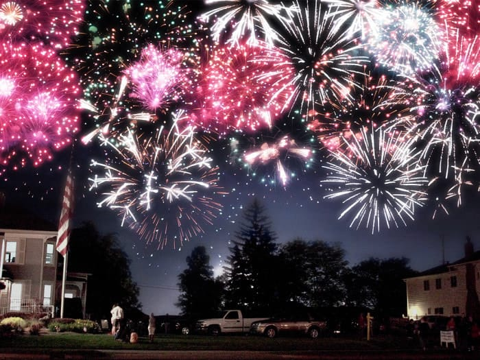 4th of July Fireworks – downtownlakeorion org