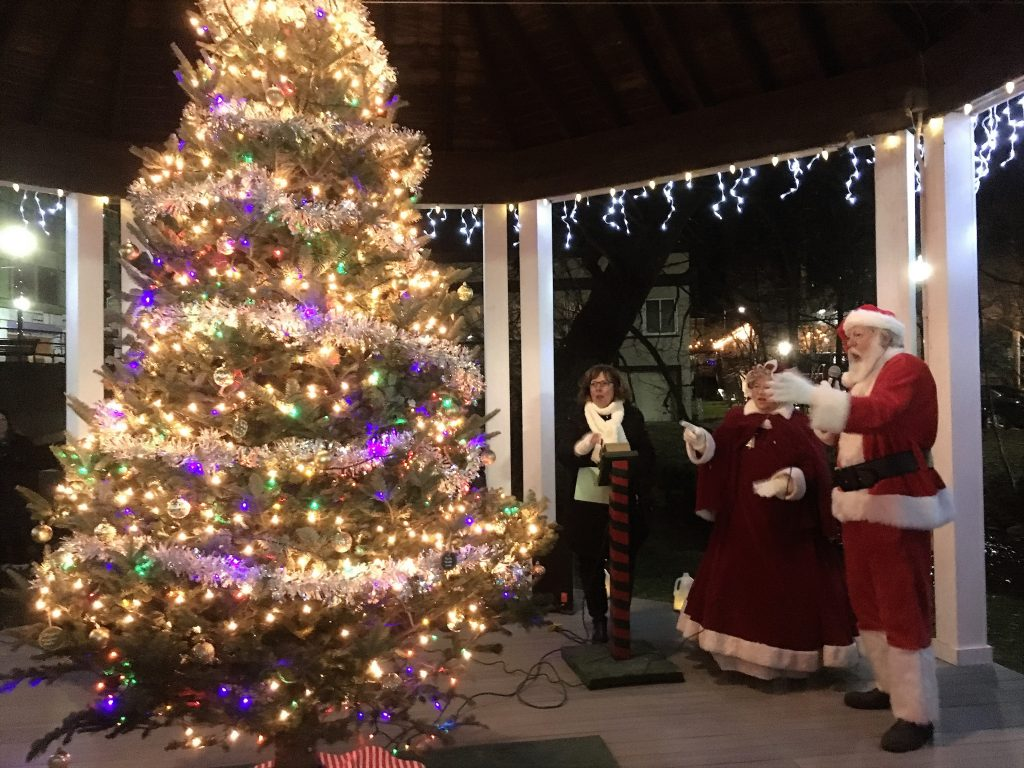 Hometown Holidays Downtownlakeorion Org